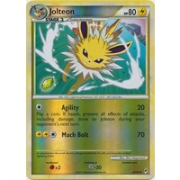 Jolteon 45/95 Call of Legends Reverse Holo Uncommon Pokemon Card NEAR MINT TCG