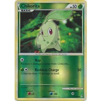 Chikorita 53/95 Call of Legends Reverse Holo Common Pokemon Card NEAR MINT TCG