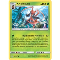 Kricketune 14/236 SM Cosmic Eclipse Uncommon Pokemon Card NEAR MINT TCG