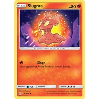 Slugma 26/236 SM Cosmic Eclipse Common Pokemon Card NEAR MINT TCG