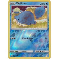Wailmer 45/236 SM Cosmic Eclipse Reverse Holo Common Pokemon Card NEAR MINT TCG