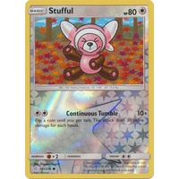 Stufful 181/236 SM Cosmic Eclipse Reverse Holo Common Pokemon Card NEAR MINT TCG