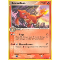 Charmeleon 29/100 EX Crystal Guardians Uncommon Pokemon Card NEAR MINT TCG