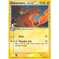 Charmeleon (Delta Species) 30/100 EX Crystal Guardians Uncommon Pokemon Card NEAR MINT TCG