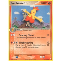 Combusken 31/100 EX Crystal Guardians Uncommon Pokemon Card NEAR MINT TCG