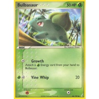 Bulbasaur 46/100 EX Crystal Guardians Common Pokemon Card NEAR MINT TCG
