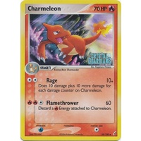 Charmeleon 29/100 EX Crystal Guardians Reverse Holo Uncommon Pokemon Card NEAR MINT TCG