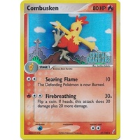 Combusken 31/100 EX Crystal Guardians Reverse Holo Uncommon Pokemon Card NEAR MINT TCG