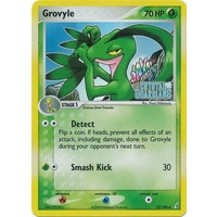 Grovyle 32/100 EX Crystal Guardians Reverse Holo Uncommon Pokemon Card NEAR MINT TCG