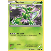 Scyther 4/108 BW Dark Explorers Uncommon Pokemon Card NEAR MINT TCG