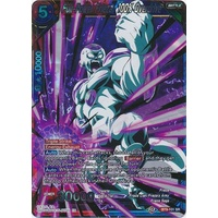Full-Power Frieza, 100% Overdrive BT9-101 Universal Onslaught Super Rare Dragon Ball Super TCG Card NEAR MINT