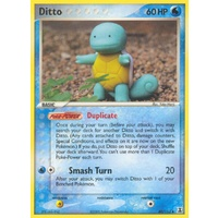 Ditto (Squirtle) 40/113 EX Delta Species Uncommon Pokemon Card NEAR MINT TCG