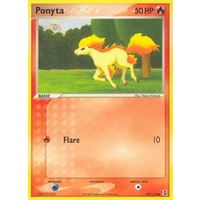 Ponyta 78/113 EX Delta Species Common Pokemon Card NEAR MINT TCG