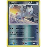 Togetic 55/106 DP Great Encounters Reverse Holo Uncommon Pokemon Card NEAR MINT TCG