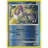 Glameow 68/106 DP Great Encounters Reverse Holo Common Pokemon Card NEAR MINT TCG