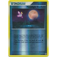 Moonlight Stadium 100/106 DP Great Encounters Reverse Holo Uncommon Trainer Pokemon Card NEAR MINT TCG