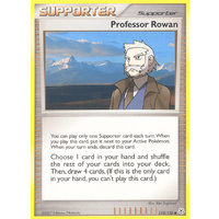Professor Rowan 112/130 DP Base Set Uncommon Trainer Pokemon Card NEAR MINT TCG