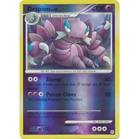 Drapion 23/130 DP Base Set Reverse Holo Rare Pokemon Card NEAR MINT TCG