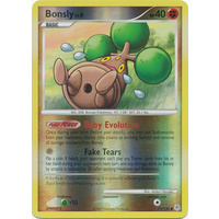 Bonsly 71/130 DP Base Set Reverse Holo Common Pokemon Card NEAR MINT TCG
