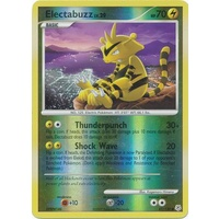 Electabuzz 81/130 DP Base Set Reverse Holo Common Pokemon Card NEAR MINT TCG
