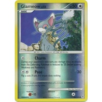 Glameow 83/130 DP Base Set Reverse Holo Common Pokemon Card NEAR MINT TCG