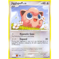 Jigglypuff 72/106 DP Great Encounters Common Pokemon Card NEAR MINT TCG