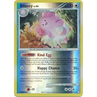 Blissey 5/123 DP Mysterious Treasures Reverse Holo Rare Pokemon Card NEAR MINT TCG