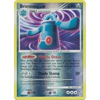 Bronzong 6/123 DP Mysterious Treasures Reverse Holo Rare Pokemon Card NEAR MINT TCG