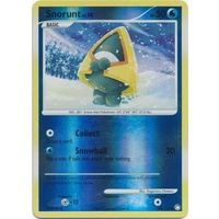 Snorunt 100/123 DP Mysterious Treasures Reverse Holo Common Pokemon Card NEAR MINT TCG