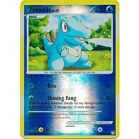 Totodile 106/123 DP Mysterious Treasures Reverse Holo Common Pokemon Card NEAR MINT TCG