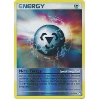 Metal Energy 120/123 DP Mysterious Treasures Reverse Holo Uncommon Pokemon Card NEAR MINT TCG