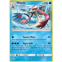 Milotic 29/70 SM Dragon Majesty Uncommon Pokemon Card NEAR MINT TCG