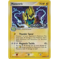 Manectric 38/107 EX Deoxys Reverse Holo Uncommon Pokemon Card NEAR MINT TCG