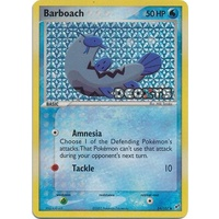 Barboach 54/107 EX Deoxys Reverse Holo Common Pokemon Card NEAR MINT TCG