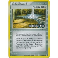 Meteor Falls 89/107 EX Deoxys Reverse Holo Uncommon Trainer Pokemon Card NEAR MINT TCG