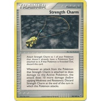 Strength Charm 92/107 EX Deoxys Reverse Holo Uncommon Trainer Pokemon Card NEAR MINT TCG