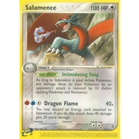 Salamence 19/97 EX Dragon Rare Pokemon Card NEAR MINT TCG