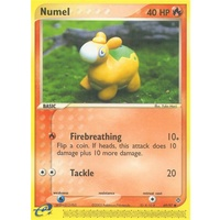 Numel 69/97 EX Dragon Common Pokemon Card NEAR MINT TCG