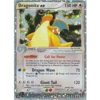 Dragonite EX 90/97 EX Dragon Holo Ultra Rare Trainer Pokemon Card NEAR MINT TCG