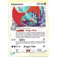 Salamence 10/97 EX Dragon Reverse Holo Rare Pokemon Card NEAR MINT TCG