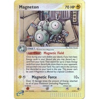 Magneton 17/97 EX Dragon Reverse Holo Rare Pokemon Card NEAR MINT TCG