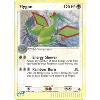 Flygon 4/97 EX Dragon Reverse Holo Rare Pokemon Card NEAR MINT TCG