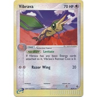 Vibrava 46/97 EX Dragon Reverse Holo Uncommon Pokemon Card NEAR MINT TCG