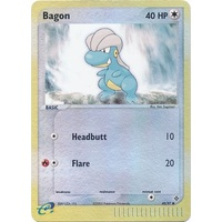 Bagon 49/97 EX Dragon Reverse Holo Common Pokemon Card NEAR MINT TCG