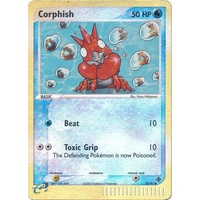 Corphish 54/97 EX Dragon Reverse Holo Common Pokemon Card NEAR MINT TCG