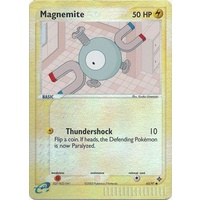 Magnemite 63/97 EX Dragon Reverse Holo Common Pokemon Card NEAR MINT TCG