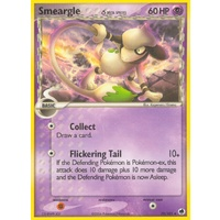 Smeargle (Delta Species) 39/101 EX Dragon Frontiers Uncommon Pokemon Card NEAR MINT TCG