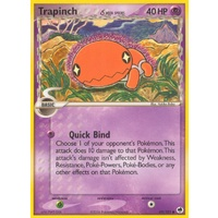 Trapinch (Delta Species) 69/101 EX Dragon Frontiers Common Pokemon Card NEAR MINT TCG