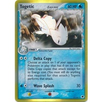 Togetic (Delta Species) 11/101 EX Dragon Frontiers Reverse Holo Rare Pokemon Card NEAR MINT TCG