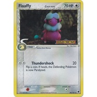 Flaaffy (Delta Species) 30/101 EX Dragon Frontiers Reverse Holo Uncommon Pokemon Card NEAR MINT TCG
